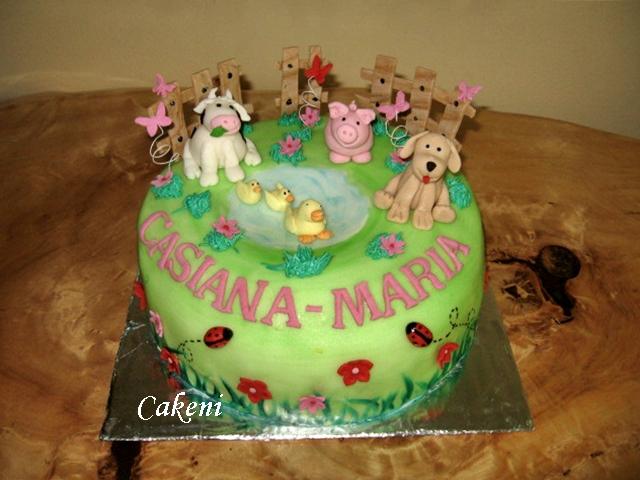 állatos torta képek Kreativ Torta: Állatos tortaTort cu animale állatos torta képek