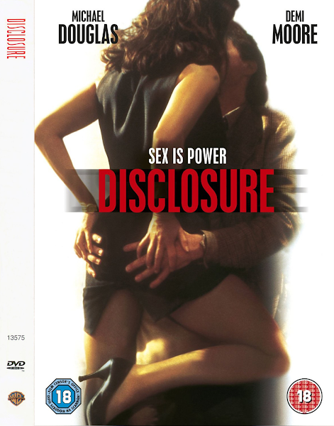 Poster Of Disclosure 1994 English 720p BRRip Full Movie Download