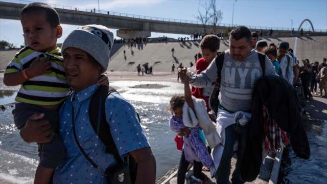 Honduras exige respeto a derechos de migrantes en frontera de EEUU