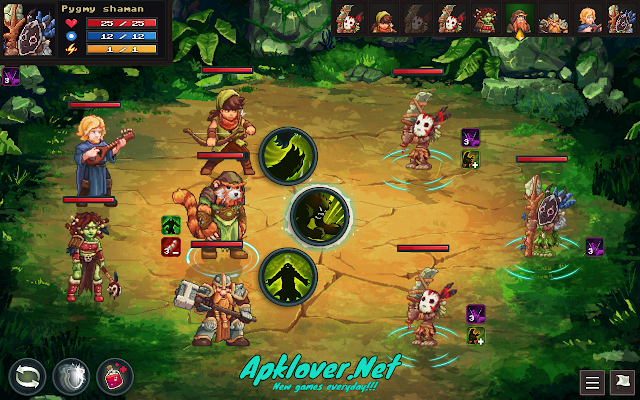Dungeon Rushers MOD APK unlimited money