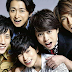 Arashi é o artista do ano pela terceira vez consecutiva no The Japan Gold Disc Award!