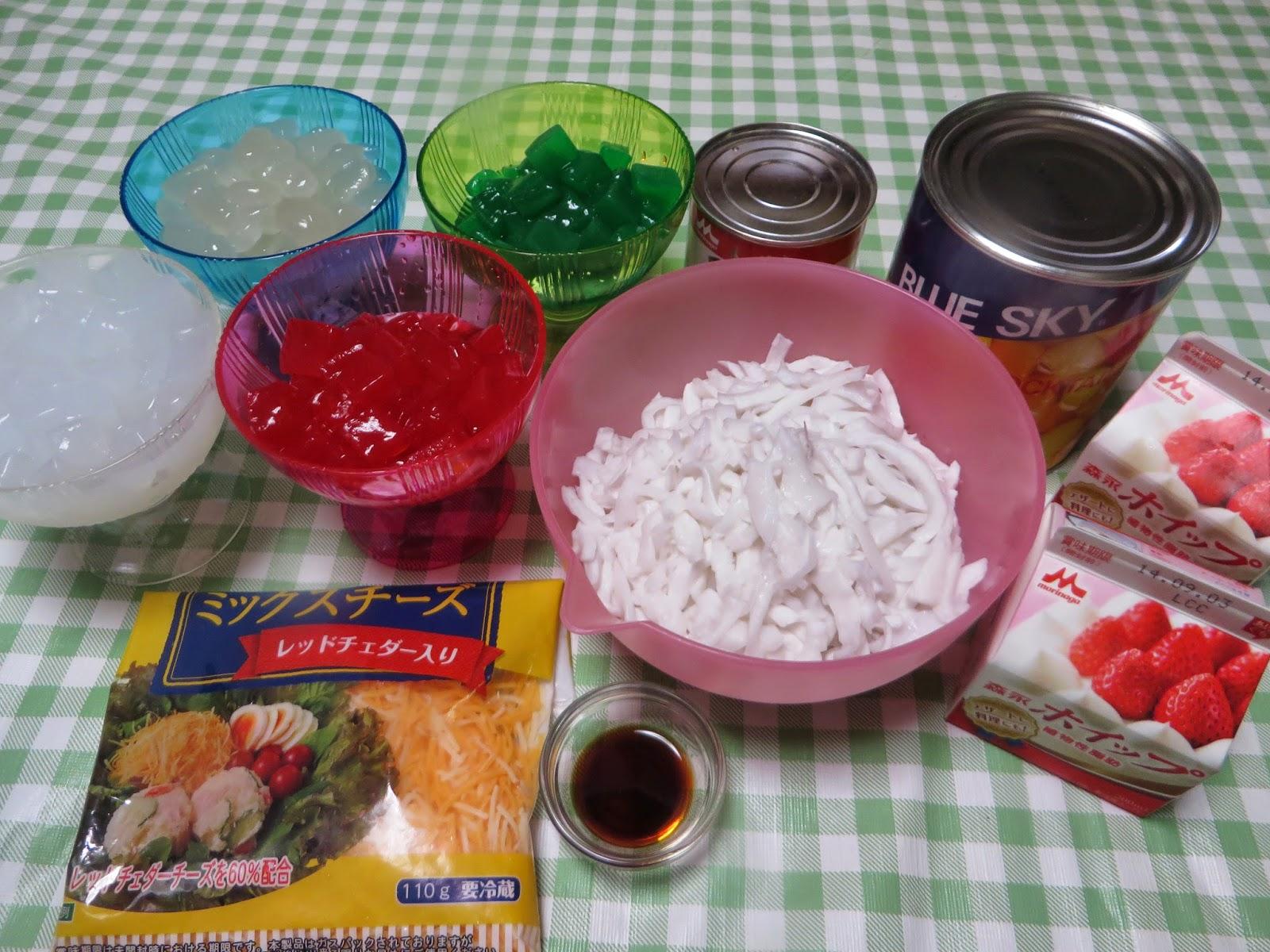 Nette Cooking Buko Fruit Salad