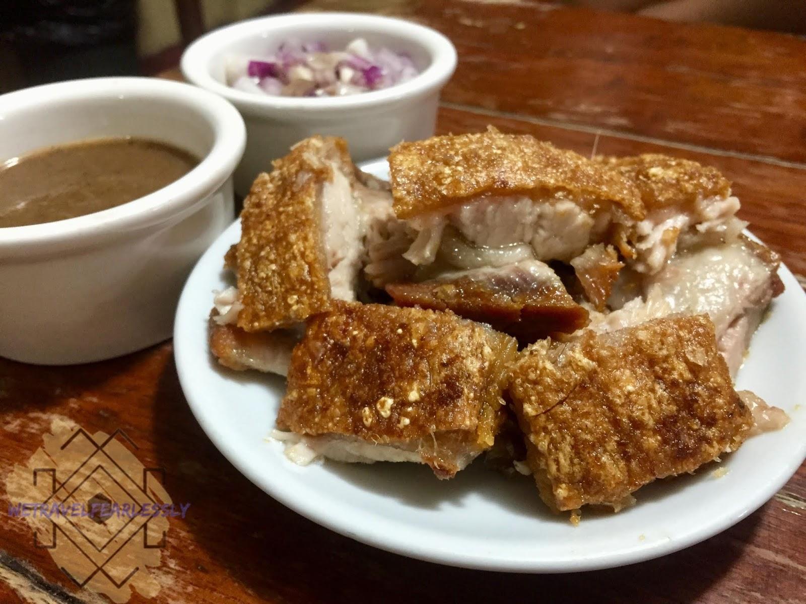 Bagnet in Tuki's Food Station in Manggahan, Pasig