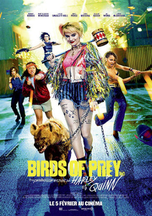 Birds Of Prey 2020 Full Hindi Movie Download Dual Audio Hd