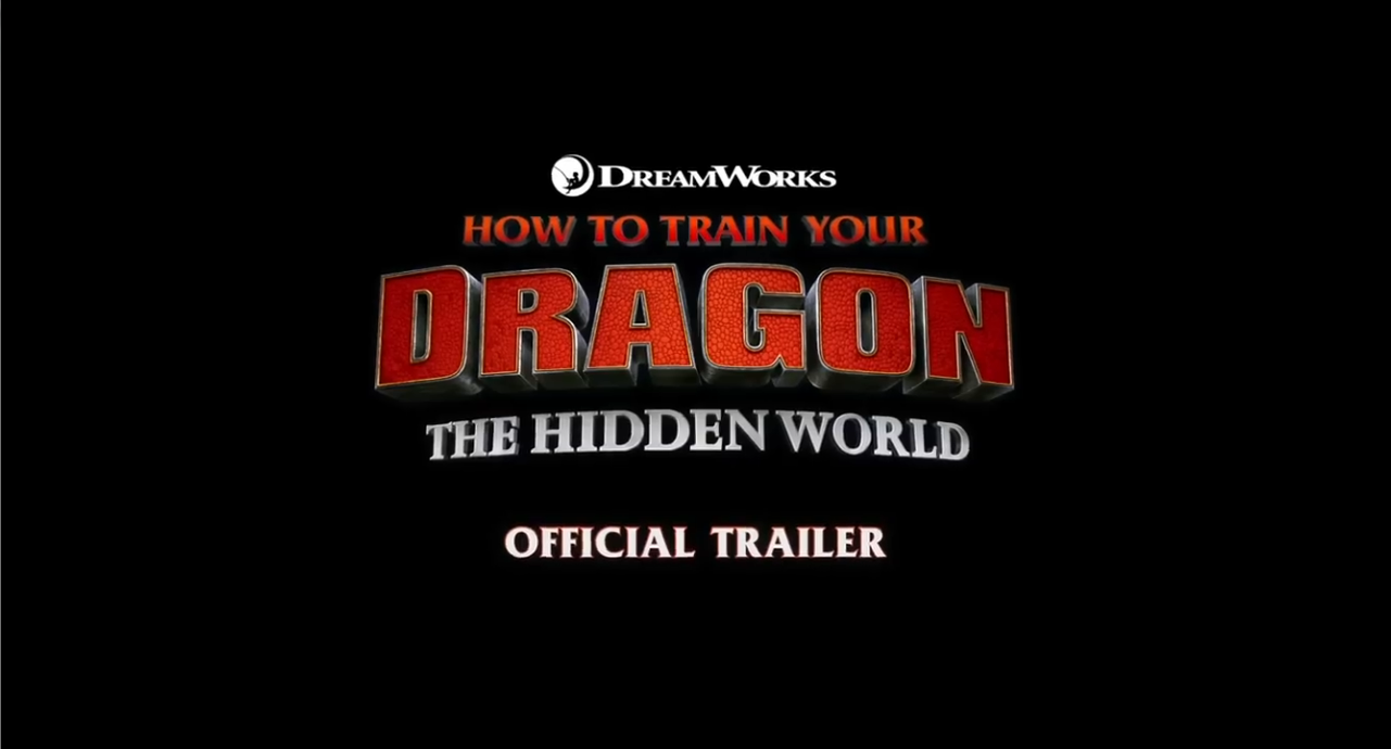 poster How to Train Your Dragon 3 Hidden World