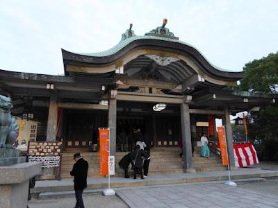 大阪城豊國神社 本殿