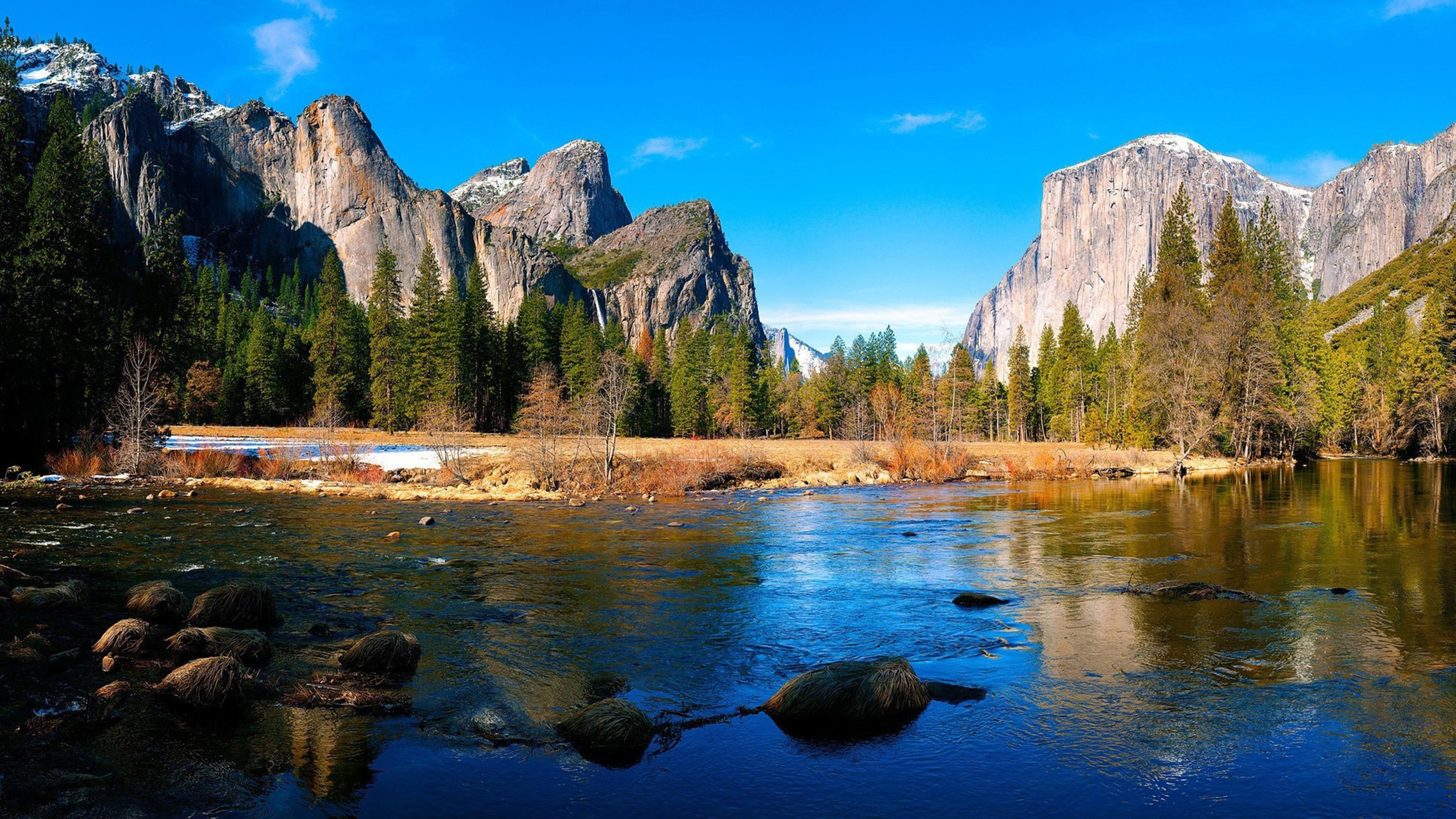Iphone 4s Hd Wallpapers 1080p Yosemite Ulusal Parkı Ultra Hd 4k Manzara Resimleri Rooteto