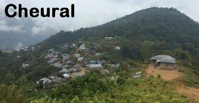cheural khua mizoram