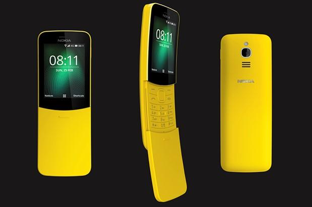 Nokia Pisang Reborn