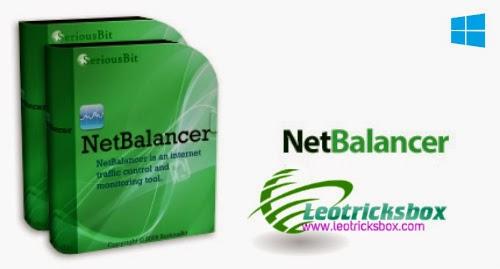 PC Software : NetBalancer + Crack