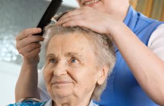 Importancia del aseo para mayores y enfermos