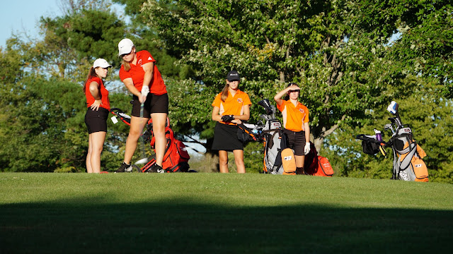 Lady Redbirds Golf Team Short of Win @ Quail Meadows in Washington, Metamora Herald