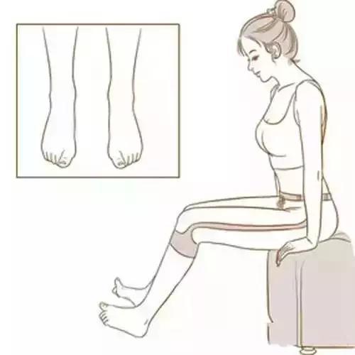 簡單3個動作,經常做,打通腿部經絡!做得越順,身體越好(6條經絡)