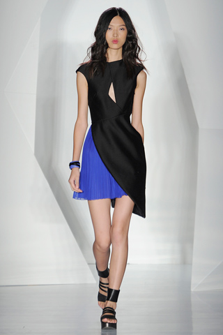 Toya's Tales Spring 2012 Ready to Wear: Highlights from the Mandy Coon Show