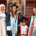 Anne-Oğul aynı gün mezun oldular