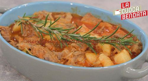 La Cuoca Bendata - Lesso rifatto ricetta Parodi