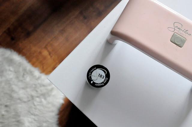 Idealny odcień szarości? Oczywiście! | Semilac 183 Grey Pepper