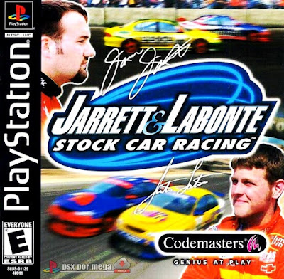 descargar jarrett y labonte stock car racing psx mega