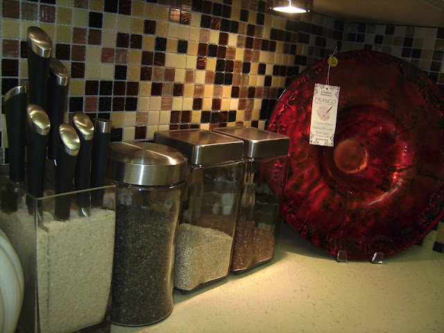 How to Redo and Decorate a Small Kitchen. adding under the cabinet lighting