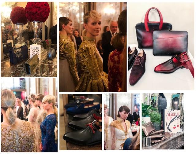 GHRIBI Mehdi Kallel Paris Fashion Week