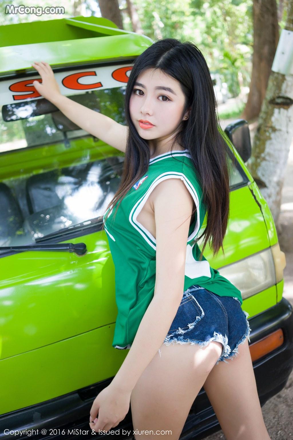 MiStar Vol.073: Model Na Lu Selena (娜露Selena) (61P)