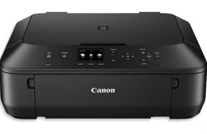 Canon PIXMA MG5550 Driver de impressora
