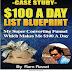100 A Day List Blueprint by Ram Rawat
