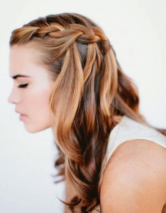Yeni örgü saç modelleri Bayan Saç Modelleri