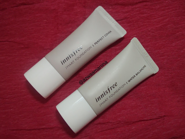 innisfree smart foundation water balancing perfect cover