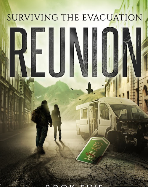 Surviving the Evacuation 5: Reunion out now in audiobook