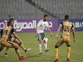 مشاهدة مباراة المصري والانتاج الحربي بث مباشر   اليوم 25/11/2018   El Harby vs Al Masry live