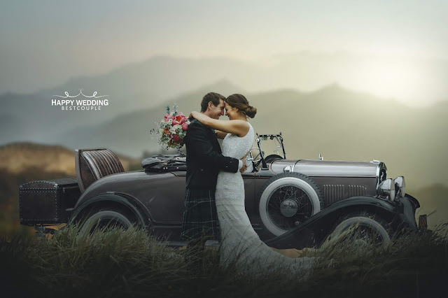 Wedding Photo Edit Manipulation : Couple Photography - Romantic Couple