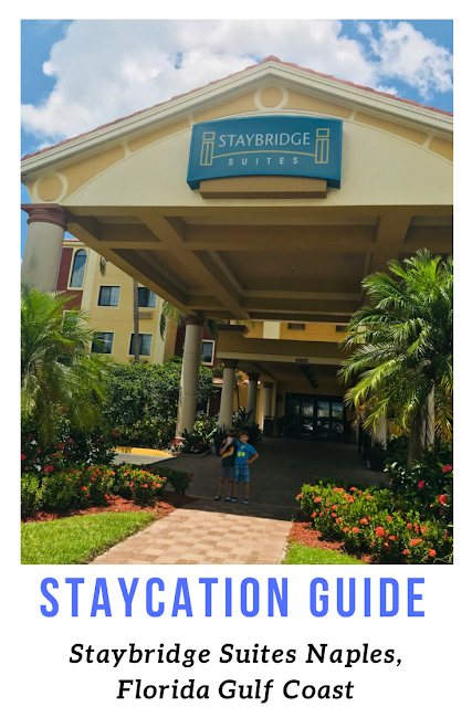 Staycation Guide and Hotel Review: Staybridge Suites Naples Gulf Coast, Florida