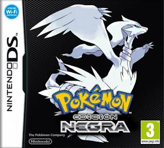 Pokemon Negro NDS En Español Mega