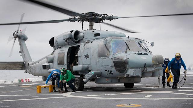 EE.UU. estudia la venta de 8 helicópteros a México por 1.200 millones de dólares