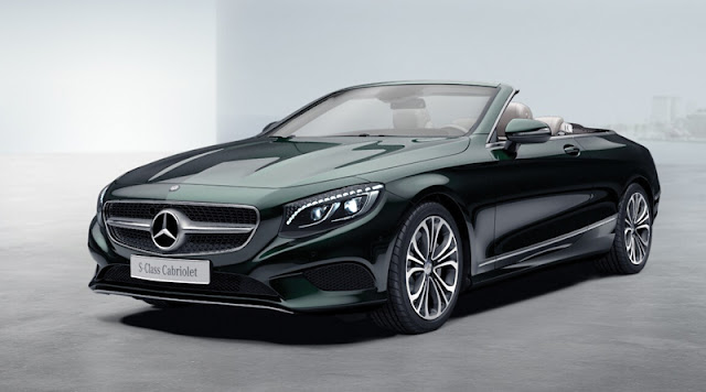 Mercedes S 500 Cabriolet 2017