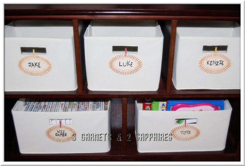 3 Garnets 2 Sapphires Guidecraft Espresso Bookshelf plus 5