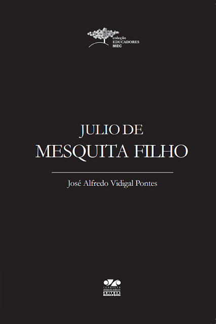 Julio de Mesquita Filho - José Alfredo Vidigal Pontes