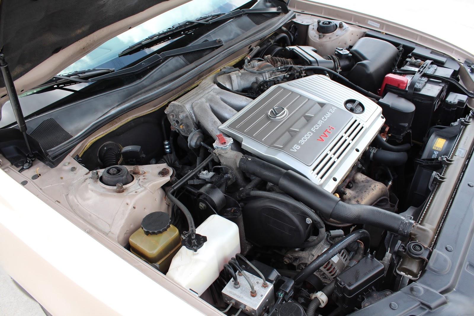 Daily Turismo: Bland Loyalty: 2000 Lexus ES300