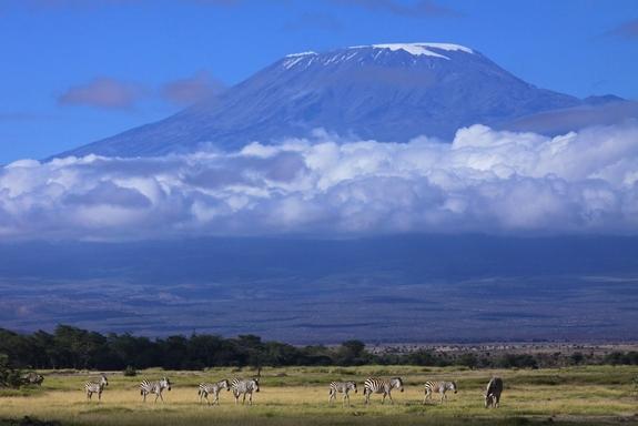 Kilimanjaro: Gunung Tertinggi Di Afrika