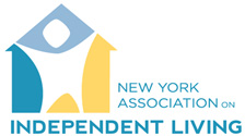 Logo of the New York Association on Independent Living