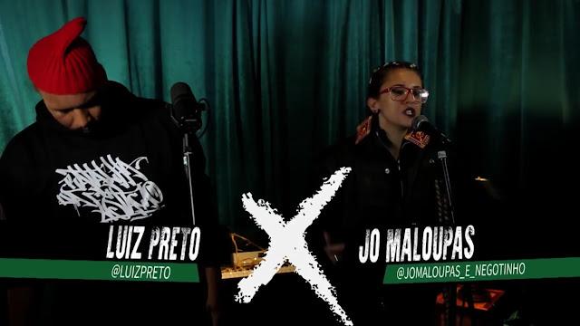 Jô Maloupas mostra no projeto Versus Greenhouse uma prévia do estilo do seu primeiro EP solo