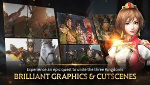 Game Dynasty Warriors Unleashed Mod v1.0.0.7 Apk Unlimited Money Vervesion English