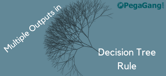 Process of Returning Multiple Outputs from a Pega Decision Tree Rule