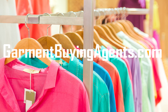 Garment, Apparel and Clothing buying agents and Distributor
