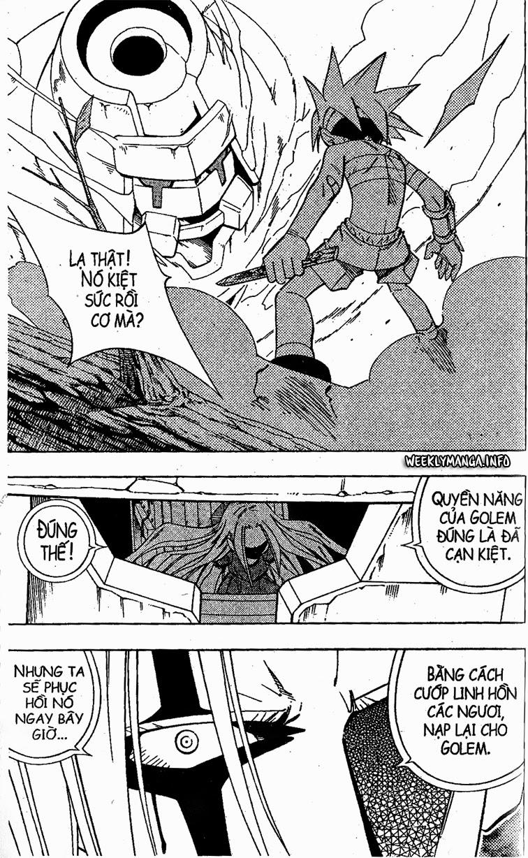 Shaman King [Vua pháp thuật] chap 199 trang 14