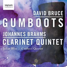 David Bruce: Gumboots - Julian Bliss, Carducci Quartet - Signum Classics