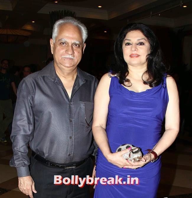 Ramesh Sippy and Kiran Sippy, Vashu Bhagnani's Puja Films 25 Film Completion Party