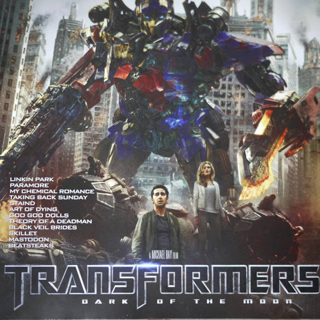 Music Television presents Paramore and the music video to their song titled Monster, from the soundtrack album for Transformers: Dark Of The Moon