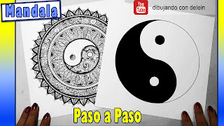 como dibujar yin yang,   dibujo par principiantes, clases gratis de dibujo, youtube, video tutorial, como dibujar zentangle art, delein padilla, dibujando con delein, como dibujar un mandala, tutorial de dibujo, video tutorial, dibujo fácil, dibujo facil, manualidades, garabato zentagnle art, como dibujar un garabato zentangle paso a paso, como dibujar un mandala paso a paso, como dibujar un mandala fácil, como dibujar un mandala sin compás, como dibujar un mandala, como dibujar paso a paso, canal youtube de arte